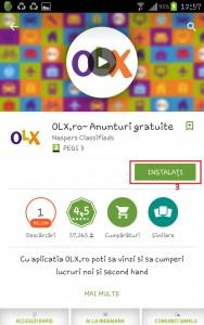aplicatie OLX