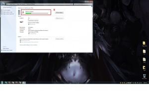 Setari Windows Backup
