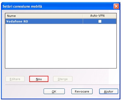 Setari Stick Internet de la Vodafone